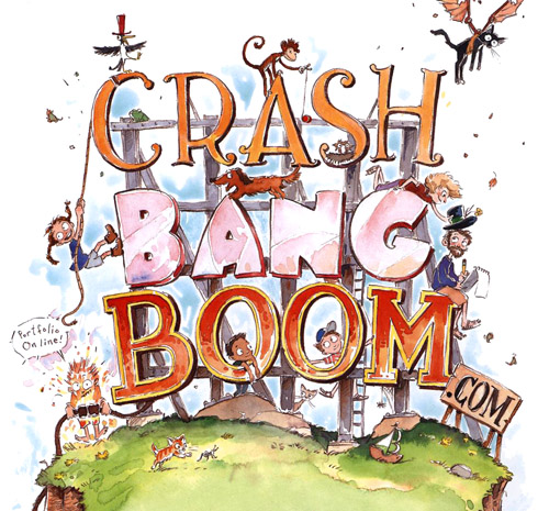 Crash Bang Boom!