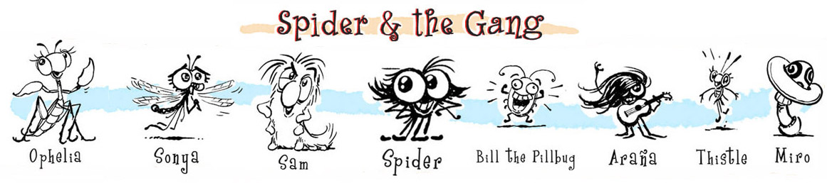 Spider and the Gang